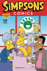 [Simpsons Comics #239 (Product Image)]