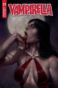 [Vampirella #21 (Cover A Parrillo) (Product Image)]