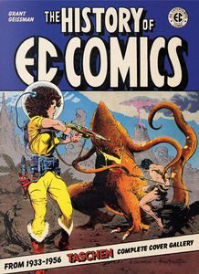 [The History Of EC Comics (Hardcover) (Product Image)]