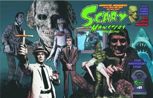 [Scary Monsters Magazine #90 (Product Image)]