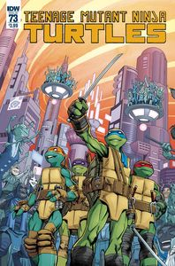[Teenage Mutant Ninja Turtles Ongoing #73 (Cover A Smith) (Product Image)]