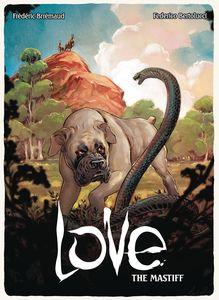 [Love: Volume 5: The Mastiff (Hardcover) (Product Image)]