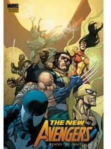 [New Avengers: Volume 6: Revolution (Premiere Hardcover) (Product Image)]