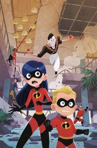 [Disney Pixar: Incredibles 2 #3 (Cover A Gurihiru) (Product Image)]