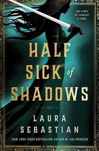 [Half Sick Of Shadows (Hardcover) (Product Image)]