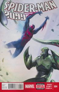 [Spider-Man 2099 #4 (Product Image)]