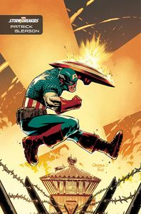 [Captain America #27 (Gleason Stormbreakers Variant) (Product Image)]