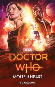 [Doctor Who: Molten Heart (Hardcover) (Product Image)]
