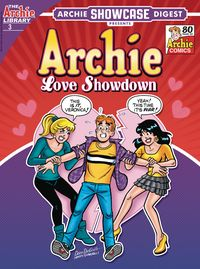 [The cover for Archie: Showcase Digest #3 (Love Showdown)]