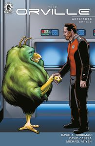 [The Orville: Artifacts #1 (Product Image)]