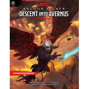 [Dungeons & Dragons: Baldur's Gate: Descent Into Avernus (Hardcover) (Product Image)]