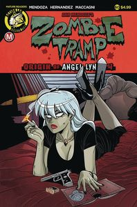 [Zombie Tramp: Ongoing #60 (Cover A Maccagni) (Product Image)]