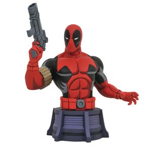 [Marvel: Animated X-Men: Bust: Deadpool (Product Image)]