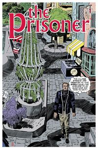 [The Prisoner #1 (Cover C Kirby Allred) (Product Image)]