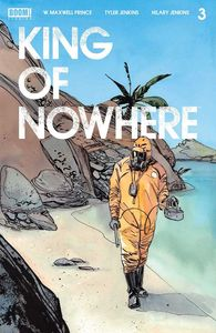 [King Of Nowhere #3 (Cover A Jenkins) (Product Image)]