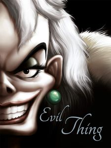 [Twisted Tales: Disney Classics: 101 Dalmatians: Evil Thing (Villain Tales) (Product Image)]