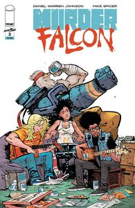 [Murder Falcon #3 (Product Image)]