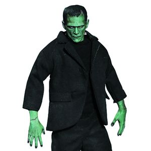 [Universal Monsters: One:12 Collective Action Figures: Frankenstein: Colour Version (Product Image)]