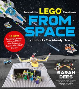 [Incredible LEGO Creations From Space With Bricks You Already Have (Product Image)]