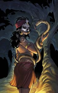 [Grimm Fairy Tales: Day Of The Dead #5 (Cover C Andolfo) (Product Image)]