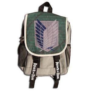[Attack On Titan: Backpack: Scout Regiment (Product Image)]