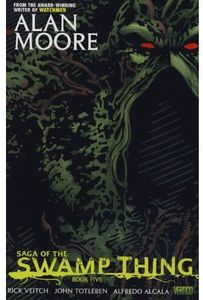 [Saga Of The Swamp Thing: Volume 5 (Hardcover - Titan Edition) (Product Image)]