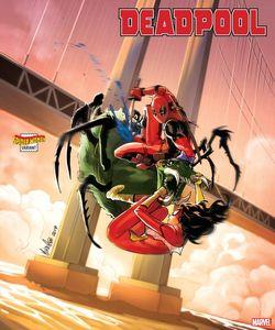 [Deadpool #5 (Andolfo Spider-Woman Variant) (Product Image)]