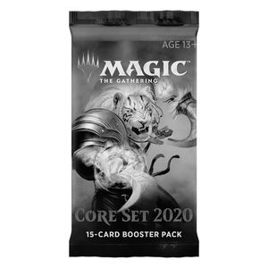 [Magic The Gathering: Booster Pack: Core Set 2020 (Product Image)]