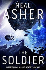 [Rise Of The Jain: Book 1: The Soldier (Hardcover) (Product Image)]