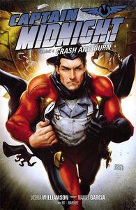 [Captain Midnight: Volume 4: Crash Burn (Product Image)]