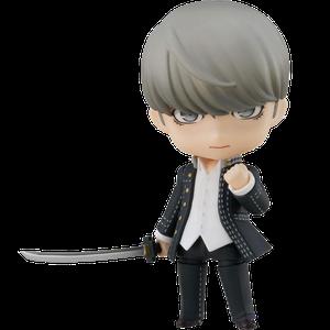 [Persona 4 Golden: Nendoroid Figure: Yu Narukami (Hero) (Product Image)]