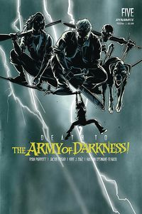 [Death To The Army Of Darkness #5 (Cover D Mooney Homage) (Product Image)]