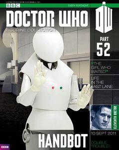 [Doctor Who: Figurine Collection Magazine #52 Handbot (Product Image)]