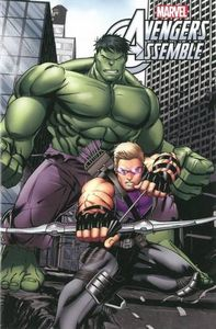 [Marvel Universe: All New Avengers Assemble: Volume 2 (Digest) (Product Image)]