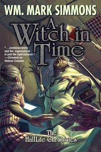 [The Halflife Chronicles: Book 5: A Witch In Time (Product Image)]