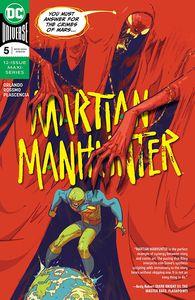 [Martian Manhunter #5 (Product Image)]