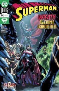 [Superman #9 (Product Image)]