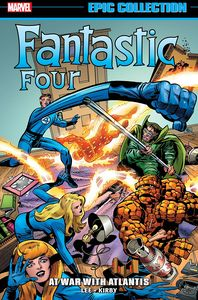 [Fantastic Four: Epic Collection: At War With Atlantis (Product Image)]