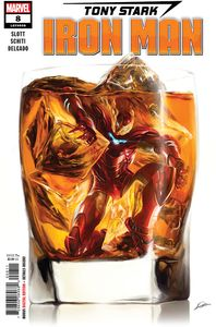 [Tony Stark: Iron Man #8 (Product Image)]