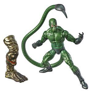 [Spider-Man: Marvel Legends Action Figure: Scorpion (Product Image)]