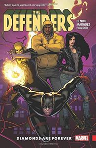 [Defenders: Volume 1: Diamonds Are Forever (Product Image)]