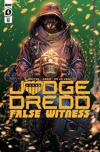 [Judge Dredd: False Witness #4 (Meyers Variant) (Product Image)]