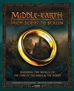 [Middle-Earth: From Script To Screen (Hardcover) (Product Image)]