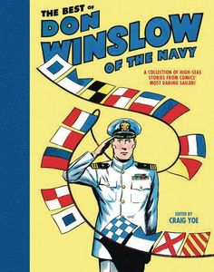 [The Best Of Don Winslow Of Navy Collection: Volume 1 (Hardcover) (Product Image)]