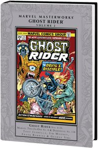[Marvel Masterworks: Ghost Rider: Volume 2 (Hardcover) (Product Image)]
