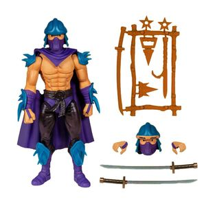 [Teenage Mutant Ninja Turtles: Ultimates Action Figure: Evil Shredder (Product Image)]