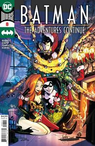 [Batman: The Adventures Continue 8 (Product Image)]