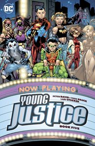[Young Justice: Book Five (Product Image)]