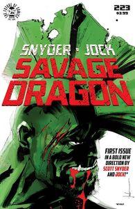 [Savage Dragon #223 (April Fools Variant) (Product Image)]