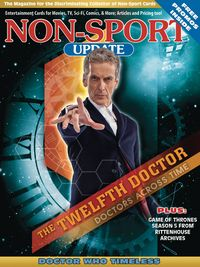 [The cover for Non Sport Update: Volume 27 #3]